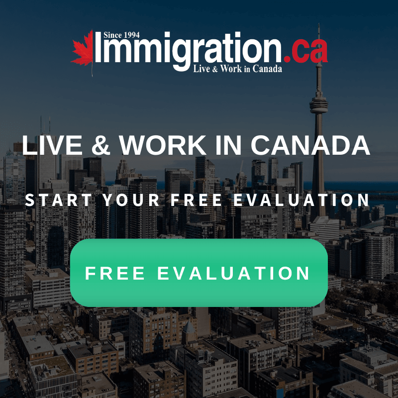 LIVE & WORK IN CANADA